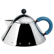 Alessi - Michael Graves Blue Teapot