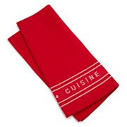 Ladelle - Professional Series II Red Tea Towel