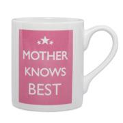 McLaggan Smith - Mother Knows Best Mug