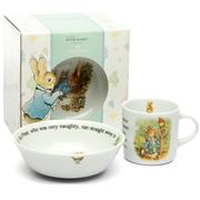 Wedgwood - Peter Rabbit Classic Mealtime Set 2pce