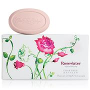Crabtree & Evelyn - Rosewater Triple Milled Soap Set 3pce