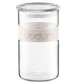 Bodum - Presso Storage Jar Ivory 1L