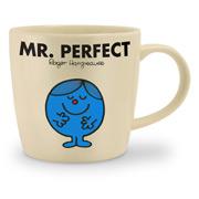 Roger Hargreaves - Mr Perfect Mug