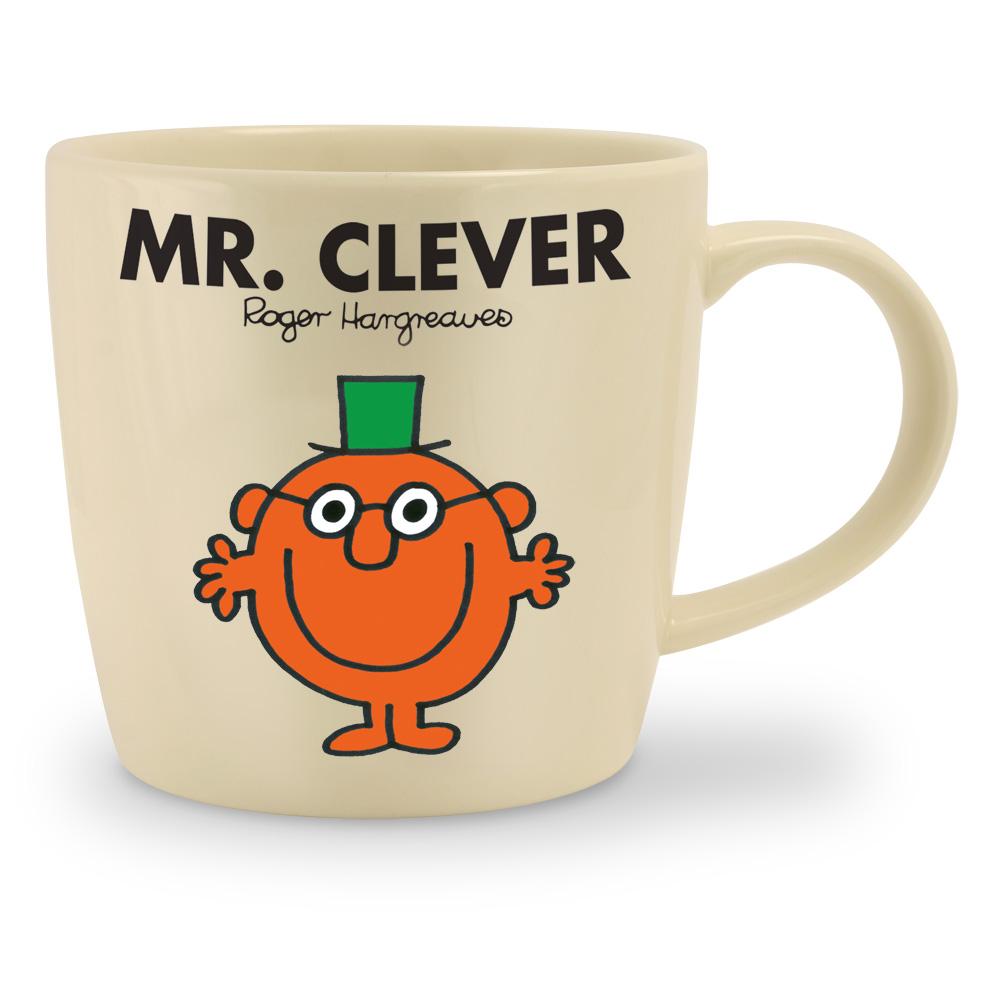 Roger Hargreaves - Mr Clever Mug | Peter's of Kensington