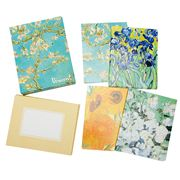 Galison - Keepsake Box Notecard Set Van Gogh Floral