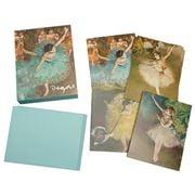 Galison - Keepsake Box Notecard Set Degas Dancers
