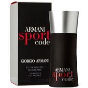 Giorgio Armani - Armani Code Sport Eau de Toilette 50ml