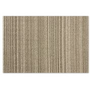 Chilewich - Indoor/Outdoor Skinny Stripe Medium Birch Mat