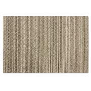Chilewich - Skinny Stripe Birch Indoor/Outdoor Mat Medium