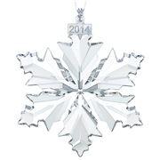 Swarovski - Christmas 2014 Snowflake Ornament