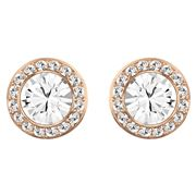 Swarovski - Angelic Rose Gold Plated Earrings