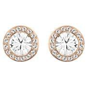 Swarovski - Angelic Rose Gold Plated Earrings