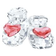 Swarovski - Pink Baby Shoes