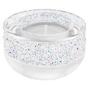 Swarovski - Shimmer White Tealight Candle Holder
