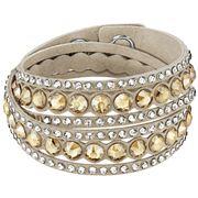 Swarovski - Slake Dot Beige Bracelet