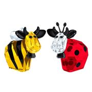 Swarovski - Bumblebee & Ladybird Mo, Limited Edition 2016