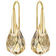 Swarovski - Energic Gold Earrings