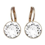 Swarovski - Bella Mini Rose Gold Earrings