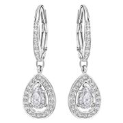 Swarovski - Attract Light Pear Earrings