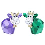 Swarovski - Limited Edition King & Queen Mo