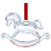Swarovski - Baby's 1st Christmas Ornament