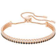 Swarovski - Subtle Rose Gold Bracelet