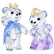 Swarovski - Kris Bear Prince & Princess