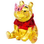 Swarovski - Winnie The Pooh With Butterfly