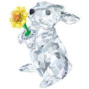 Swarovski - Rabbit With Sunflower