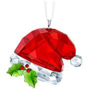 Swarovski - Santa's Hat Ornament