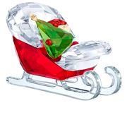 Swarovski - Santa's Sleigh Ornament