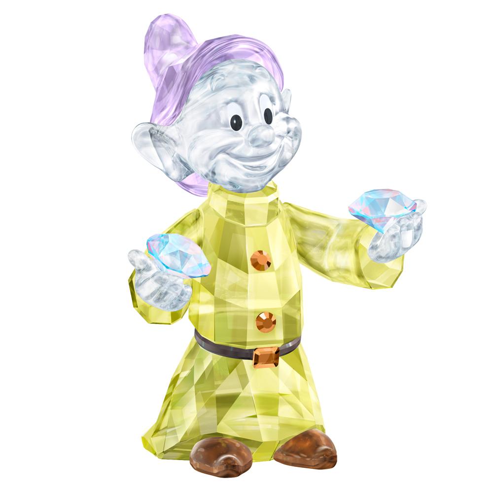dda1686b07ae7b Swarovski - Dopey Disney Crystal Figurine