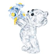 Swarovski - Kris Bear Forget Me Not