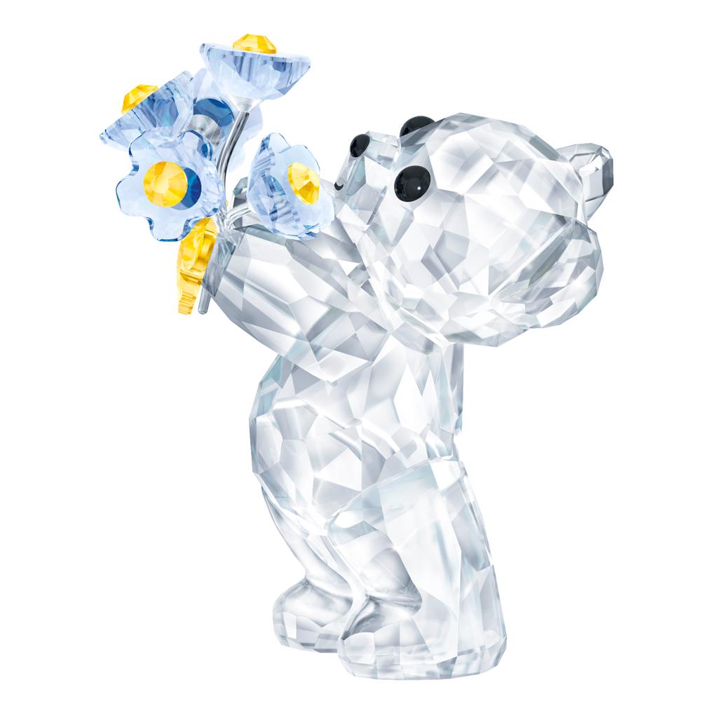 d902a9c36e Swarovski - Kris Bear Forget Me Not | Peter's of Kensington