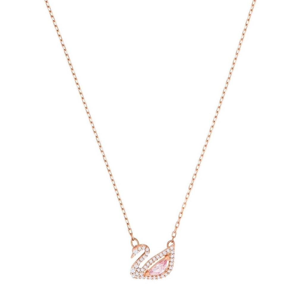 9ec5ea6d5854 Swarovski - Dazzling Swan Necklace