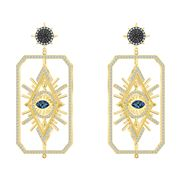 Swarovski - Tarot Magic Talking Piece Pierced Earrings