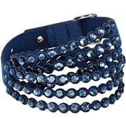 Swarovski - Power Slake Bracelet Crystal Blue