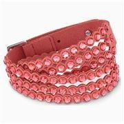 Swarovski - Power Collection Bracelet Light Red