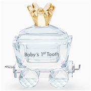 Swarovski - Baby's 1st Tooth Wagon