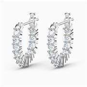 Swarovski - Vittore Pierced Earrings Mini Hoop