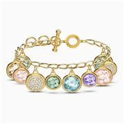 Swarovski - Tahlia Elements Gold-Tone Plated Bracelet