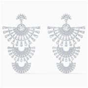 Swarovski - Sparkling Dance Dial Up Pierced Earrings