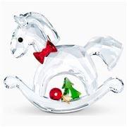 Swarovski - Joyful Rocking Horse Happy Holidays