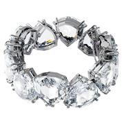 Swarovski - Millenia Bracelet Trilliant Cut Crystal Rhodium