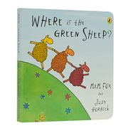 Book - Where Is The Green Sheep?