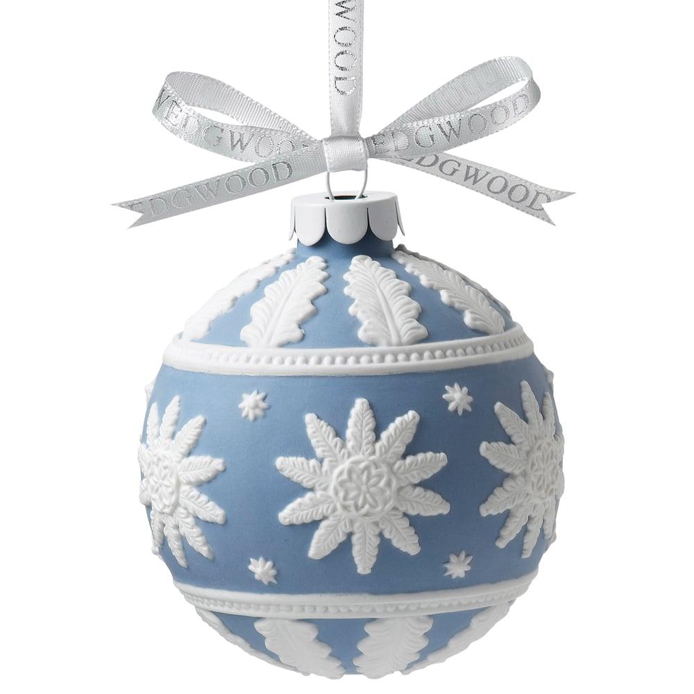Wedgwood - Christmas Ornament Peace