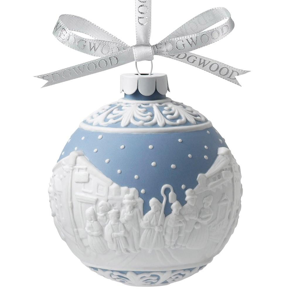 Christmas Carol Singers Decorations: Christmas Ornament Carol Singers