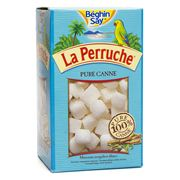 La Perruche - Pure Cane Sugar White Rough Cut Cubes 750g