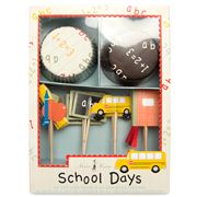 Meri-Meri - School Days Cupcake Kit