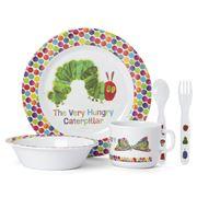 Macdonald - Very Hungry Caterpillar Dinner Set 5pce